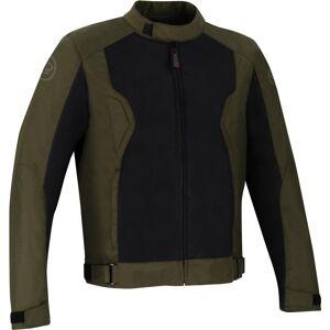 Bering Riko Motorsykkel tekstil jakke 4XL Grønn Brun