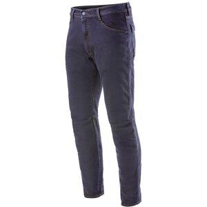 Alpinestars Alu Motorsykkel jeans 36 Blå