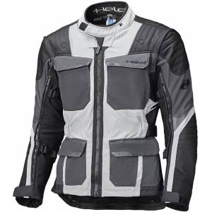 Held Mojave Top Motorsykkel tekstil jakke 3XL Svart Grå