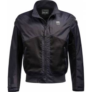 Blauer Thor Air perforert motorsykkel tekstil jakke 3XL Blå