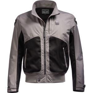 Blauer Thor Air perforert motorsykkel tekstil jakke M Svart Grå