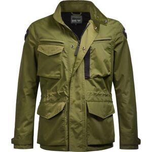 Blauer Ethan Motorsykkel tekstil jakke M Grønn