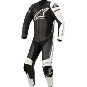 Alpinestars GP Force Phantom Ett stykke Motorsykkel skinn dress 56 Svart Grå Hvit