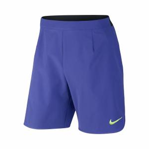 Nike Gladiator Flex Ace  9'' Shorts Blue L