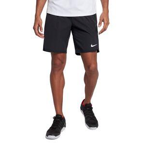 Nike Court Flex Ace 9'' Shorts All Black M