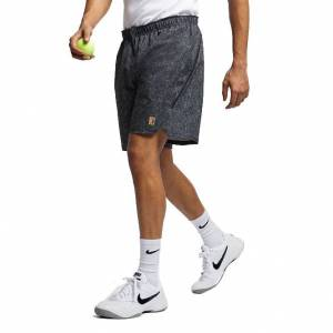 Nike Court Flex Ace 9'' Black/White XL