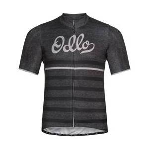Odlo Stand-Up Collar S/S Full Zip Men