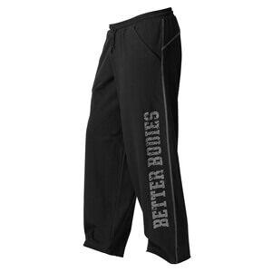 Better Bodies Gym Pant, black, small Produkt kirkegård herre
