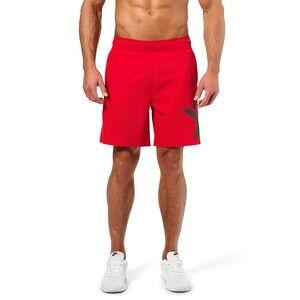 Better Bodies Hamilton Shorts, bright red, medium Shorts herre