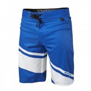 Better Bodies Mens Pro Boardershorts Bright Blue