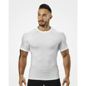 Better Bodies Performance PWR Tee - White