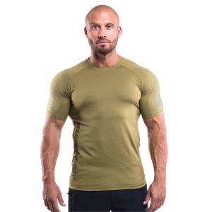 Better Bodies Performance PWR Tee - Military Green