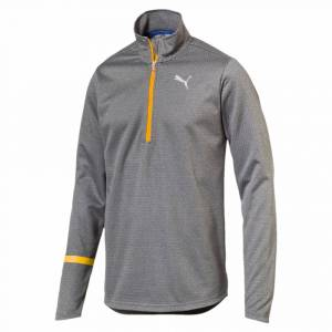 Puma Pace Warmcell Midlayer - Gray