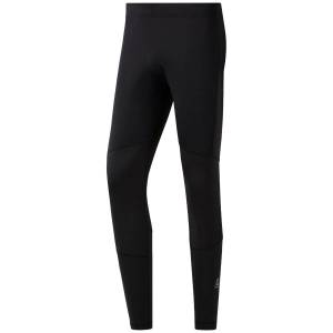 Reebok One Series Running ThermoWarm Touch Tights - Sort