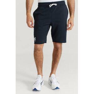 Under Armour Shorts Ua Rival Terry Short Svart  Male Svart