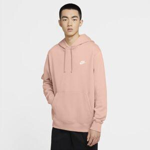 Nike Huvtröja Nike Sportswear Club Fleece - Rosa Rosa XL