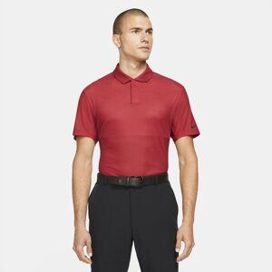 Nike Golfpikétröja Nike Dri-FIT ADV Tiger Woods för män - Röd Röd XS