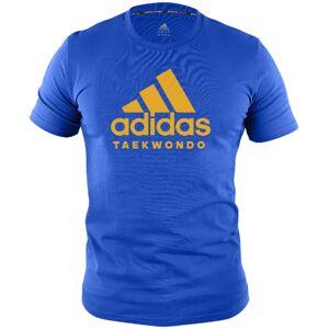 Adidas T-shirt TKD Blå
