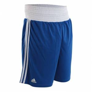 Adidas Boxarshorts Blå/Vita Aiba