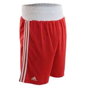 Adidas Boxarshorts Röd/Vita Aiba