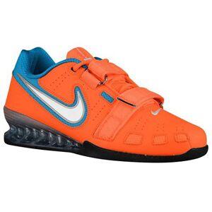 Nike Tyngdlyftningsskor Romaleos 2 Orange