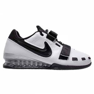 Nike Tyngdlyftningsskor Romaleos Vit/Svart