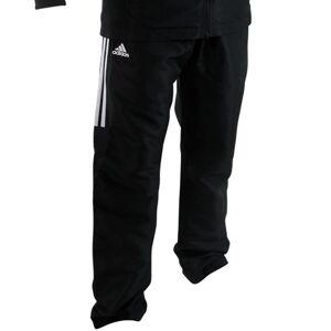Adidas Overallsbyxa Svarta med Vita ränder