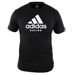 Adidas T-Shirt Boxing Svart
