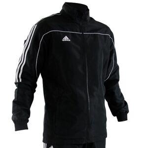 Adidas Overallsjacka Svart med Vita ränder