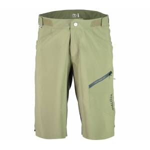 Maloja - LuisM. Herr multi-sports shorts (olivgrün) - XL
