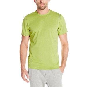 Reebok Sport Essentials Poly Tech Performance T-Shirt-Vital grön S