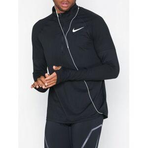 check out 7e7e8 8f360 Nike M Nk Elmnt Top Hz 2.0 Träningströjor Svart