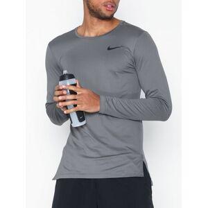 premium selection 0e99a 20b77 Nike M Nk Dry Top Ls Slim Träningströjor Grå