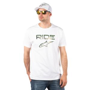 Alpinestars Ride 2.0 Camo T-Shirt Vit