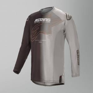 Alpinestars Techstar Phantom Crosströja Antracit-Orange