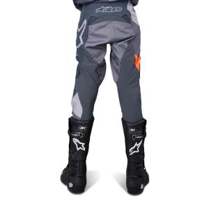 Alpinestars Crossbyxor Alpinestars Techstar Venom Antrasit-Grå-Orange Fluo