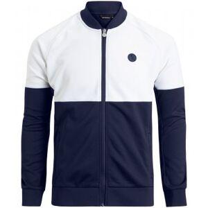 Björn Borg BJORN BORG Track Jacket Signature Navy White (S)