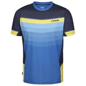 Stiga River Blue/Yellow-XXXL