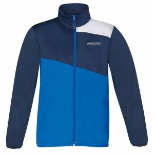 Donic Tracksuit Heat Marine/Royal Blue-L