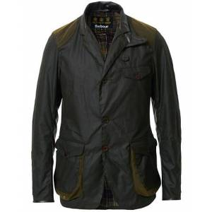 Barbour Heritage Barbour Lifestyle Beacon Sports Jacket Olive