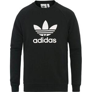 adidas Originals Trefoil Crew Neck Sweatshirt Black