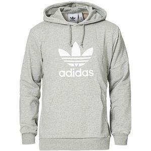 adidas Originals Trefoil Hoodie Grey Melange