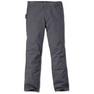 Carhartt Straight Fit Double Front Byxor Grå 32
