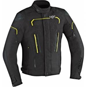 Ixon Exhale HP Textil Jacke L Svart Gul