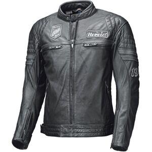 Held Baker Motorcykel läder jacka 58 Svart