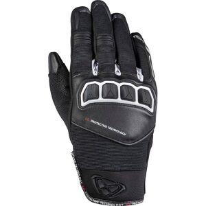 Ixon RS Run Motorcykel handskar XL Svart Vit