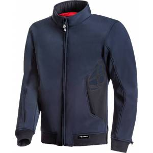 Ixon Camden Motorcykel textil jacka 2XL Blå