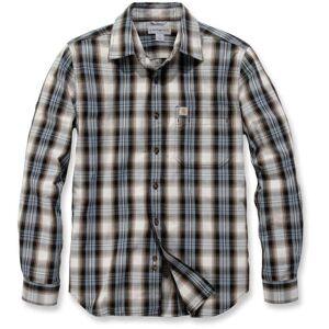 Carhartt Essential Skjorta XL Vit Blå