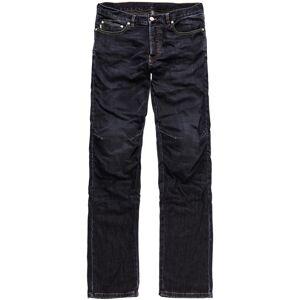 Blauer Bob Mörkblå motorcykel jeans 32 Blå