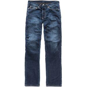 Blauer Bob Stone Motorcykel jeans 34 Blå